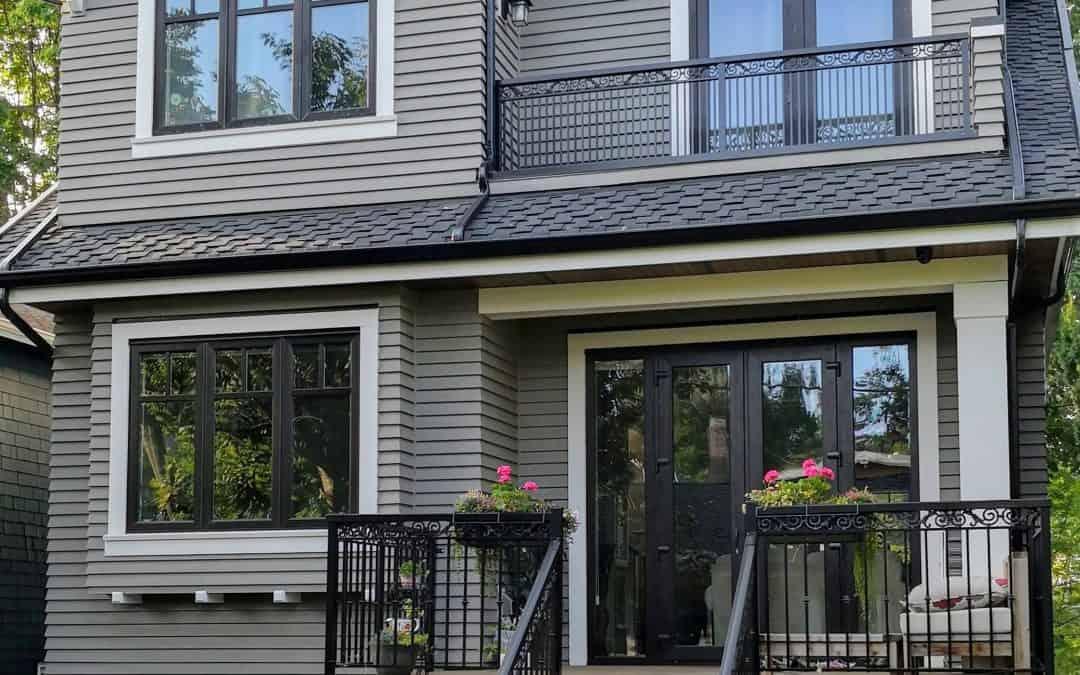常见建筑风格 (conventional architecture styles)