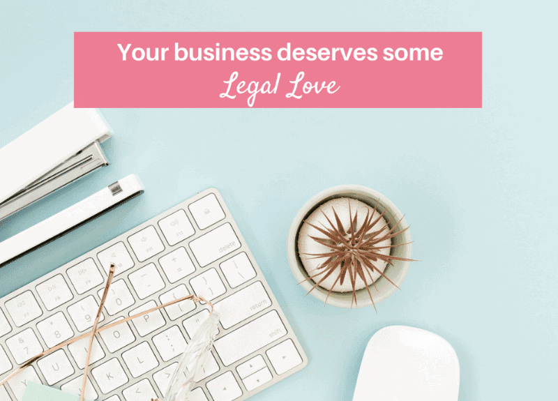 Top 3 legal tips for coaches and creatives (2 days left for Damsel goes bare!)