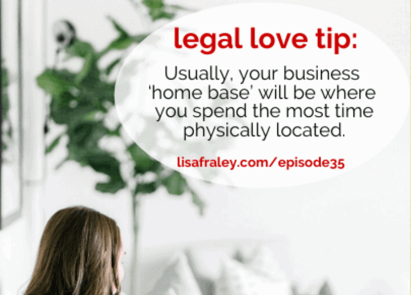 [Free Legal Love Series] Which laws do I follow as an online business?