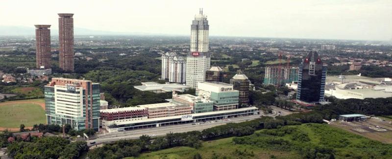 kawasan karawaci, Liburan di Tangerang? Inilah Hotel di Lippo Karawaci