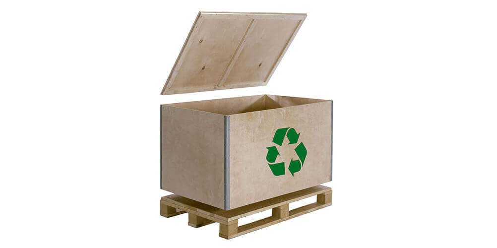 NO-NAIL BOXES: emballages recyclables