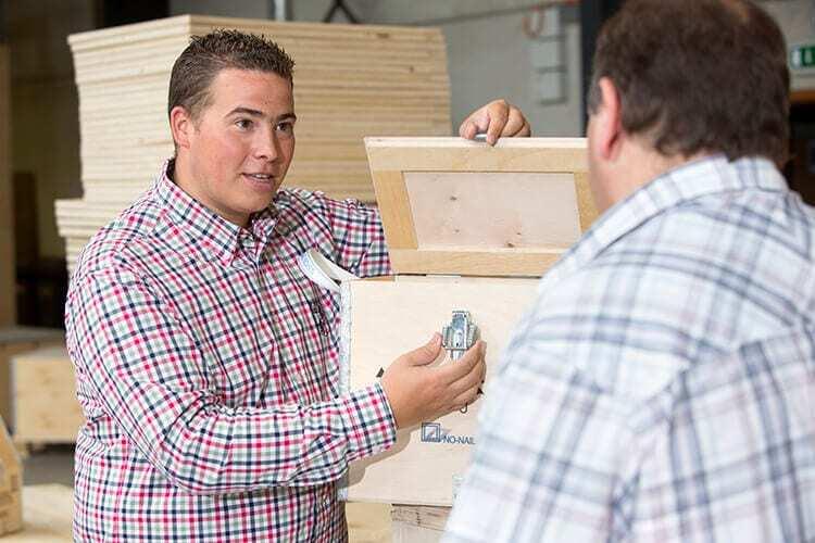 NO-NAIL BOXES: notre engagement client