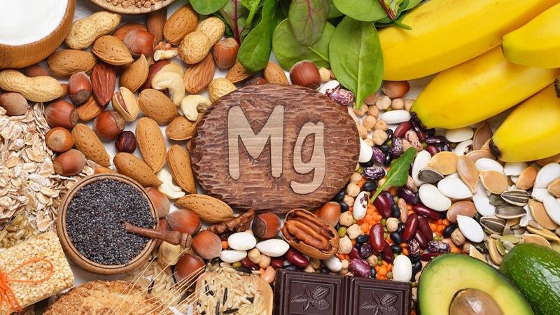 Magnézium tartalmú ételek