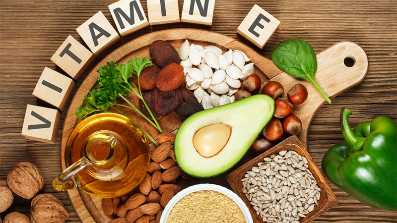 E-vitamin: kapszula, vagy olaj?