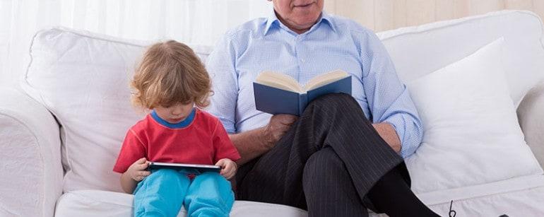 Omgangsregeling met grootouders
