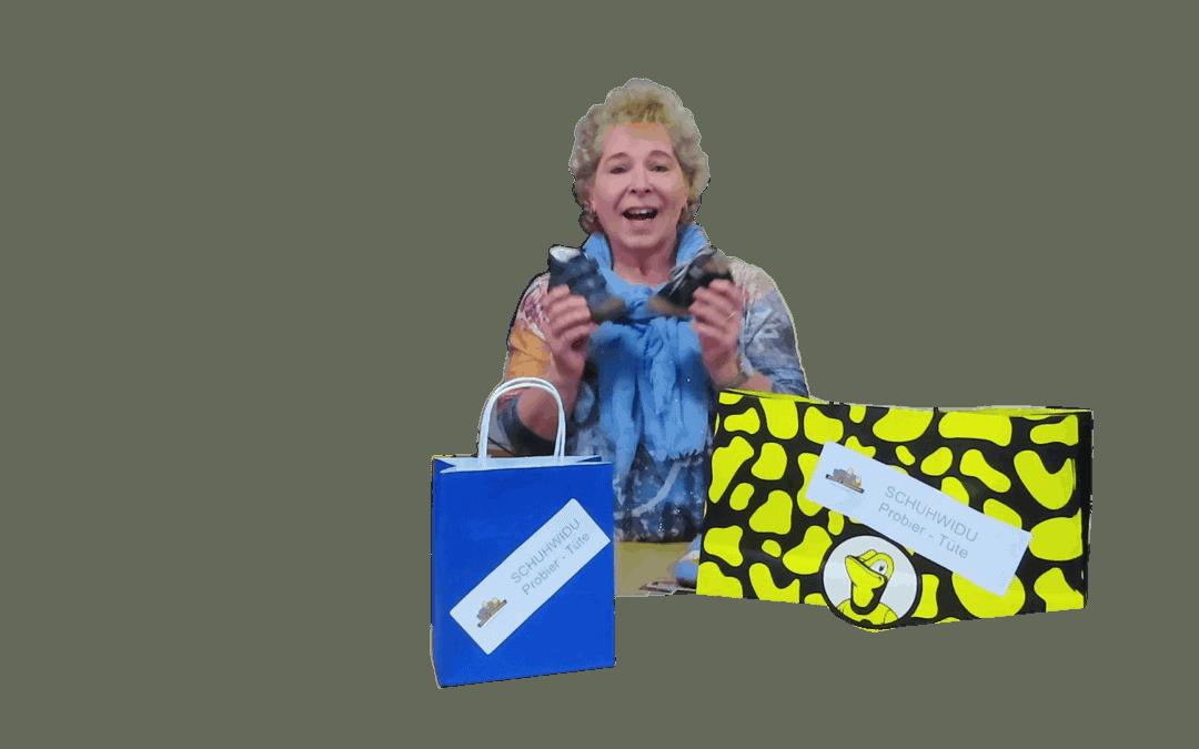 SchuhPROBIER Tüte/Paket