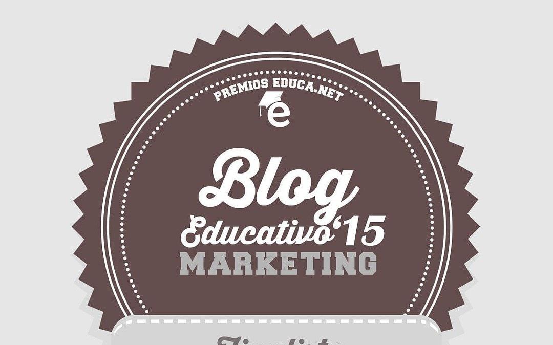 Finalistas Premios Educa Marketing 2015