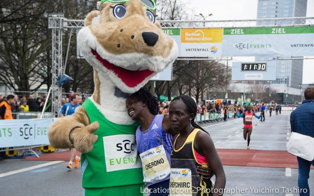 ベルリンハーフマラソン2015