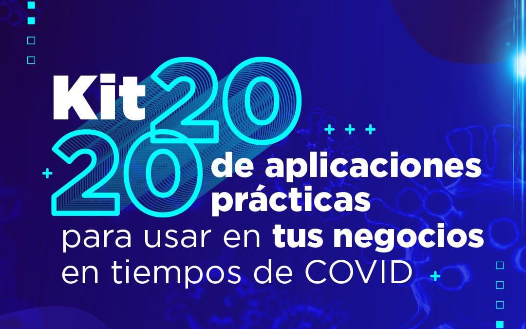 Kit 2020 de aplicaciones practicas para usar en tu negocio
