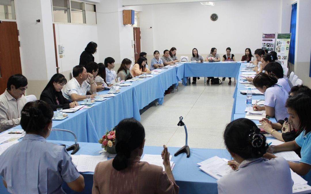 Speech Camps in Northern Thailand: Selecting Patients and Staff