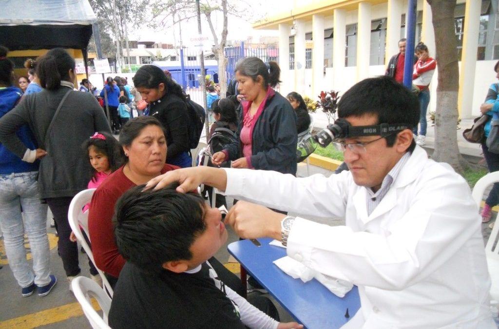 Health & Education Day in Peru