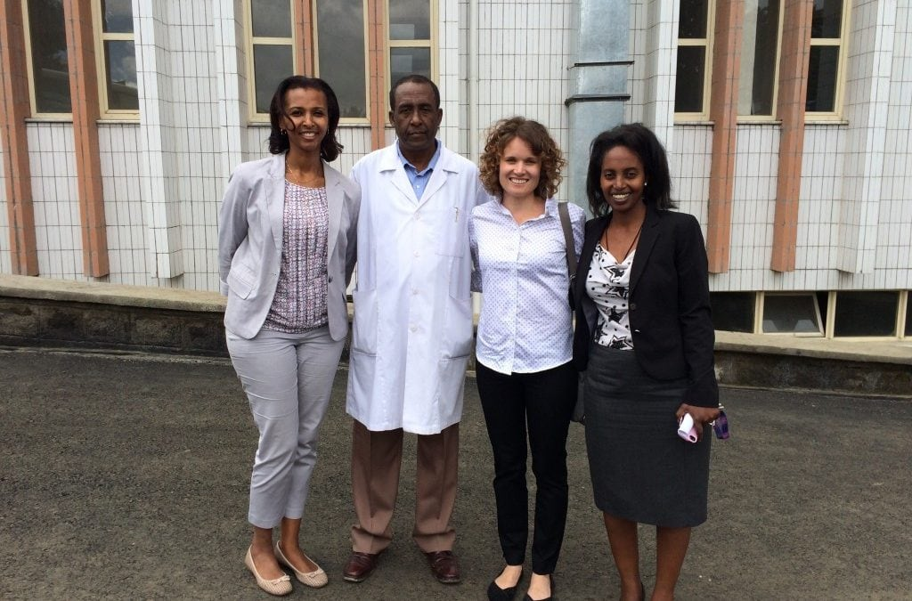 Ethiopia's First Speech Therapy Curriculum