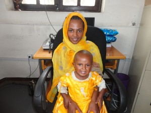A Mother's Cleft Care Journey: Meet Abebe