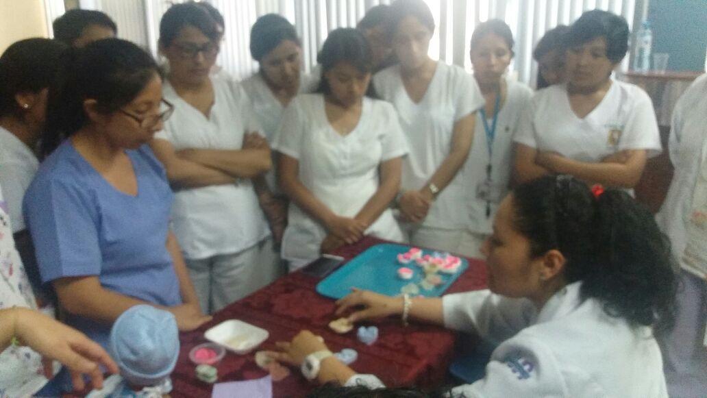 Sharing NAM Knowledge in Peru