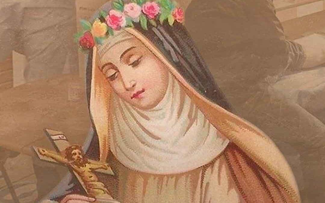 Santa Rosa de Lima: Oración y vida de santos