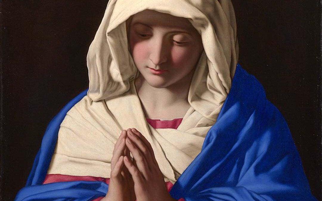 María es esa mujer: Canto y acordes de música católica mariana
