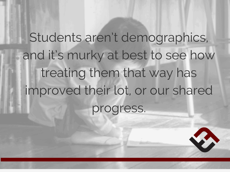 A New Definition For Equity In Education