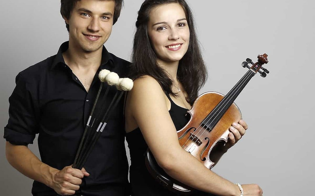 Duo Arcophon –  Violine & Percussion