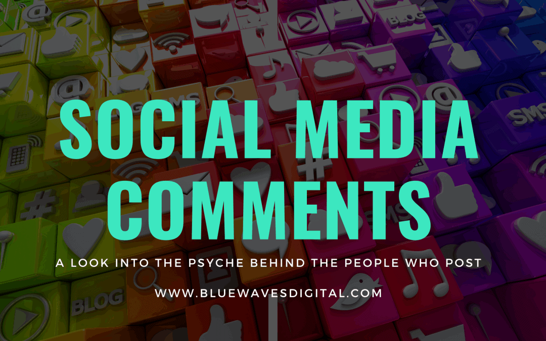 Social Media Comments - A Look into the Psyche behind the People