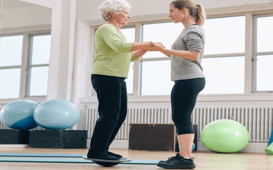 Balance Standing and Joint Stability - Problems we Solve - Buffalo Occupational Therapy - Outpatient occupational therapy