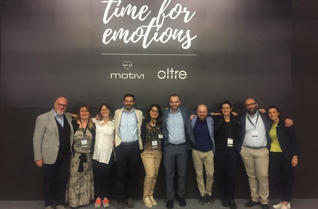 TimeForEmotions: a training project with Miroglio Fashion group