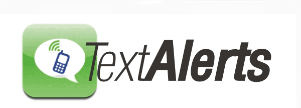 Have You Signed up for Text Alerts Yet?