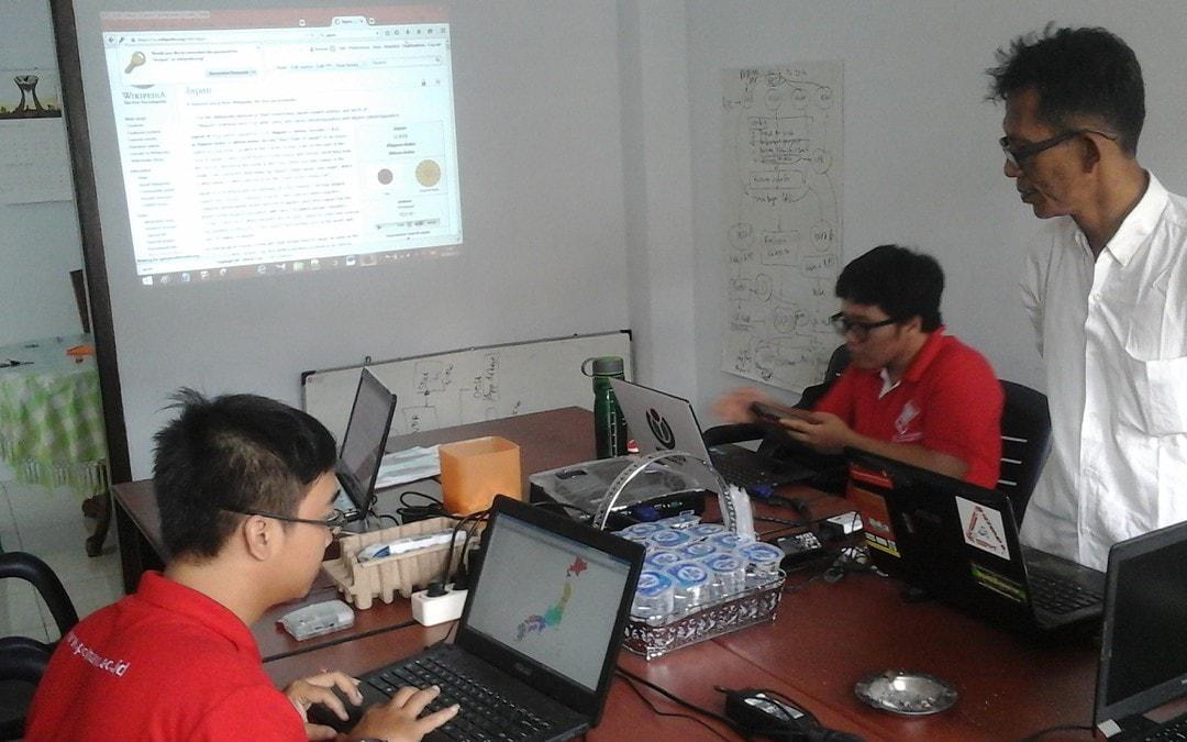Gedhe Foundation Undang Pegiat Wikimedia untuk Fasilitasi Pelatihan Wiki