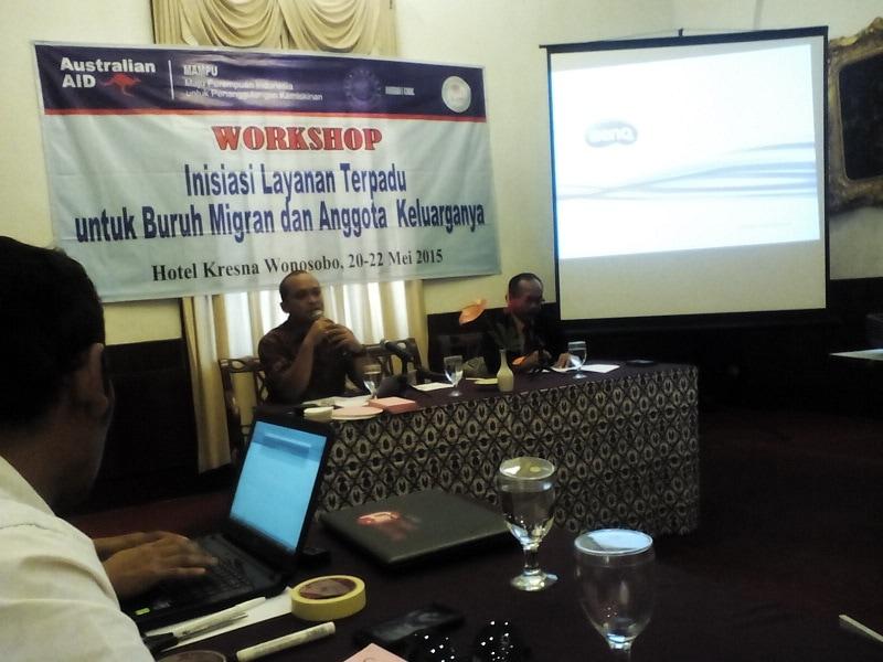 Gedhe Bantu Workshop Inisiasi Layanan BMI Wonosobo