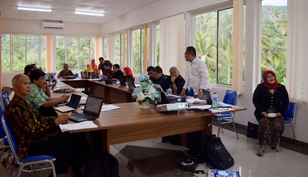 Gedhe Nusantara Fasilitasi Workshop Inovasi Pelayanan Daerah di Kabupaten Banyumas