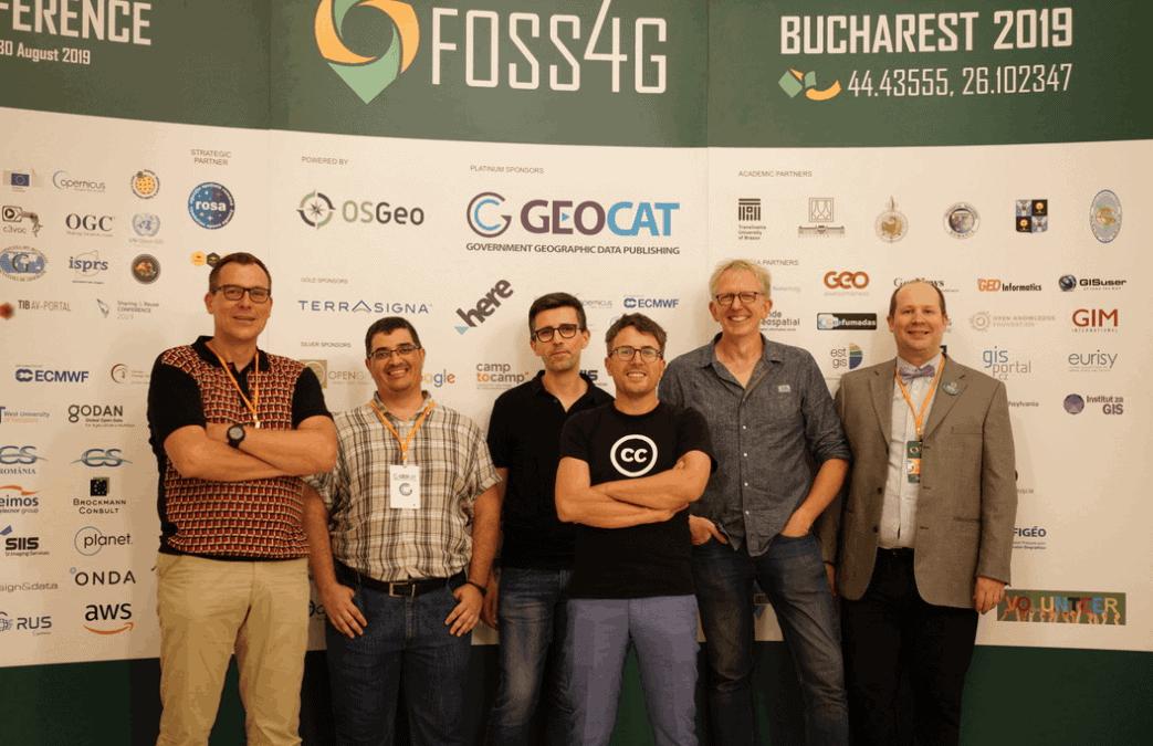 Recap of FOSS4G 2019 Bucharest event