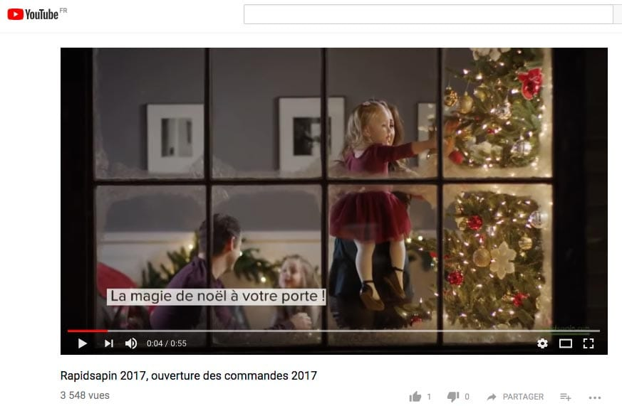 Video de lancement de la saison rapidsapin 2017