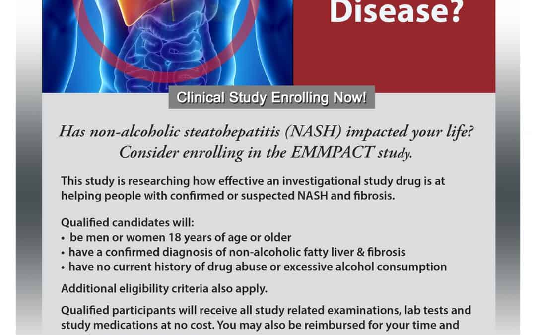 Fatty Liver Disease and Fibrosis (NASH) Clinical Trial