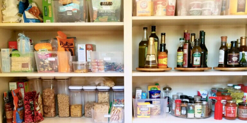 Pro Tips for Organizing Your Pantry
