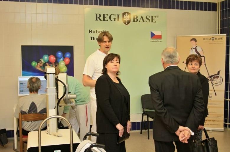 Der Besuch der First Lady von RA Kladruby
