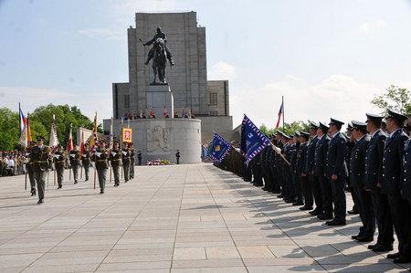 célébrations Jour de la Victoire fin 2. La Seconde Guerre mondiale à Vítkov