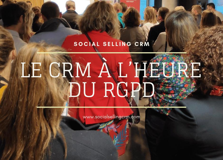 CRM et RGPD