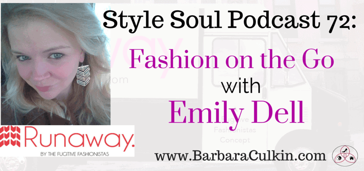 SSP 72: Fashion on the Go with Emily Dell