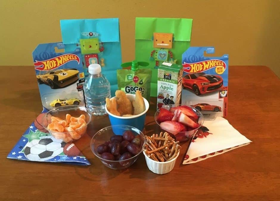 Healthy Kids Fun Meal They Will Love!
