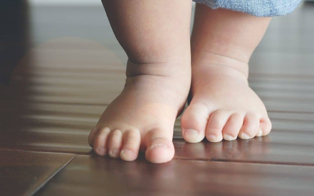 baby feet, 5 High Impact Baby Steps You Can Take to Get Better Business Results