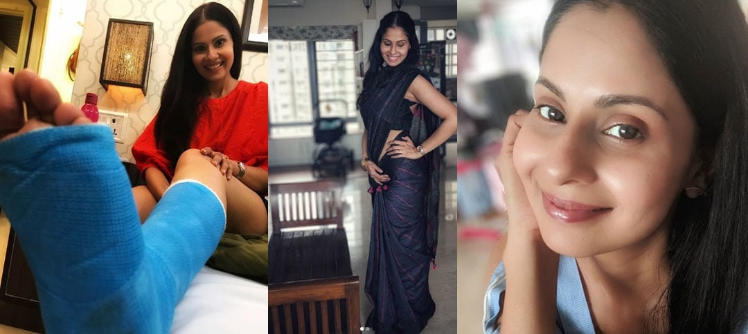Will power stories to get some motivation? Here's Chhavi Mittal for you