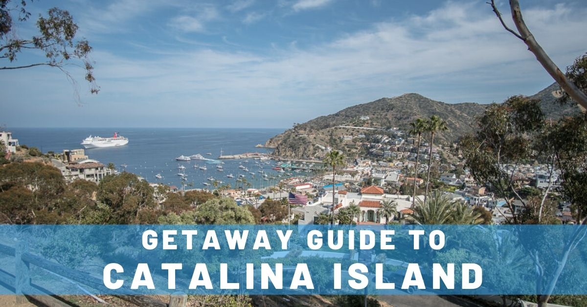 Nature-Lover's Getaway to Catalina Island: Avalon & Beyond