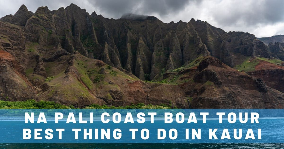 Our Best Day on Kauai: Na Pali Coast Boat Tour with Makana Charters