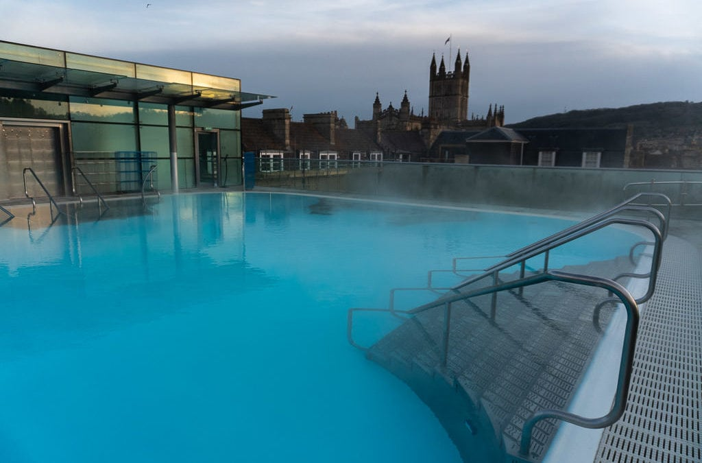 Immersed in History in Bath – England's Famous Spa Town