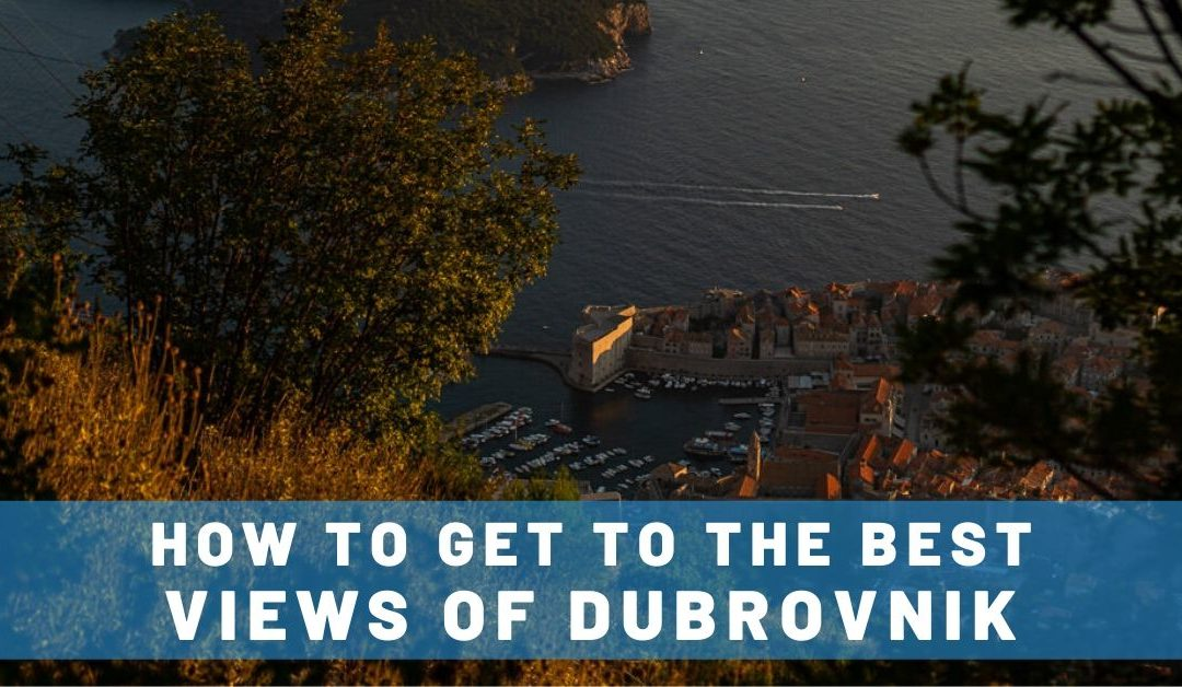 Mount Srd & Fort Imperial – Best View of Dubrovnik