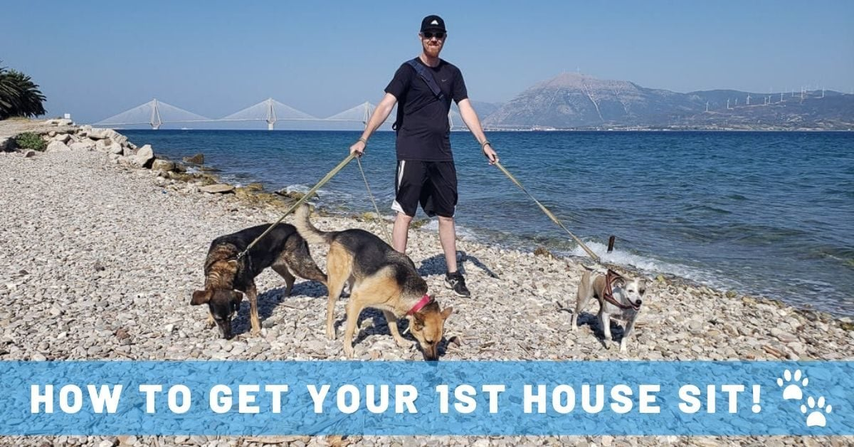 5 Tips for Getting Your First House Sit with TrustedHousesitters