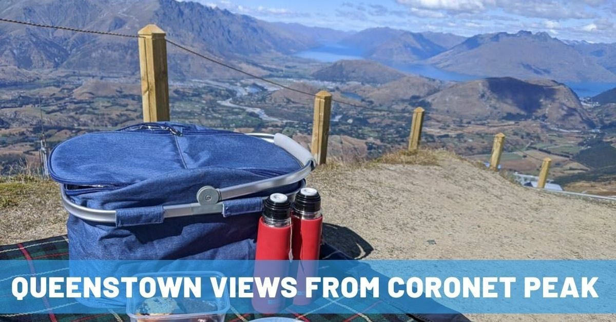 Coronet Peak for a Memorable Picnic Date with Queenstown Views