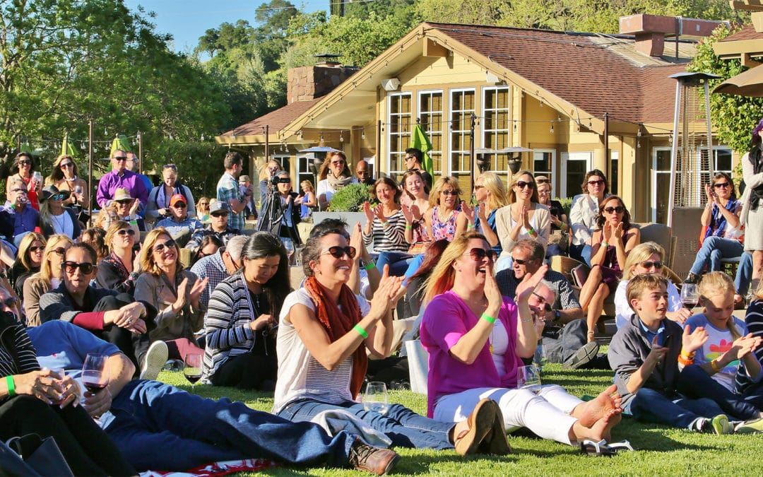 August Events in Yountville & Napa Valley 2019