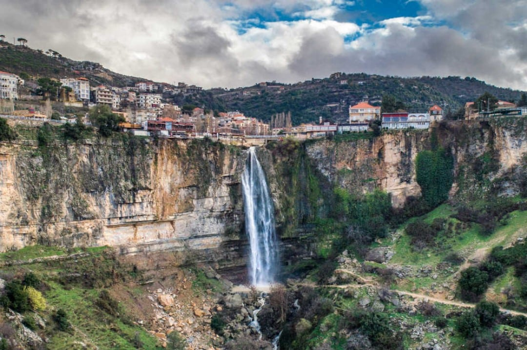 Jezzine Waterfall Lebanon Expedition tour package