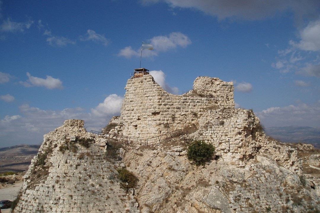 Nabatiyeh Beaufort Castle Lebanon Expedition tour package