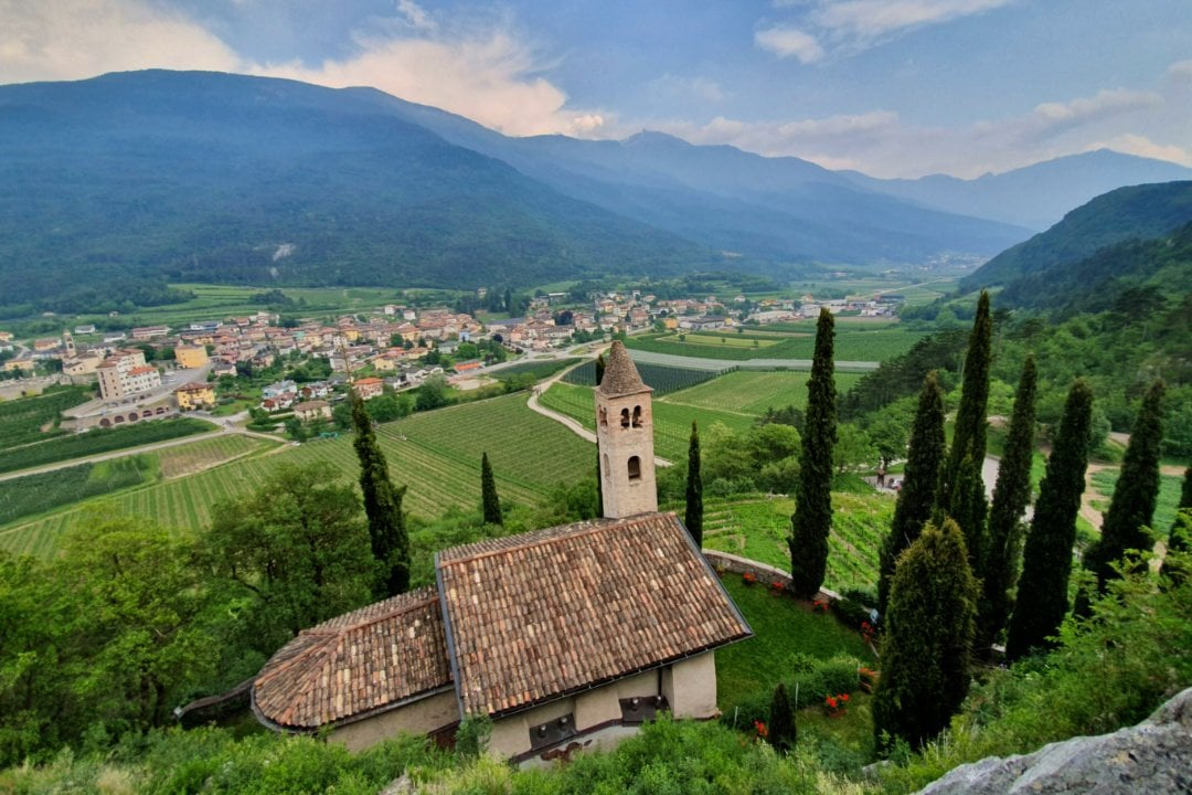 Valle dei Laghi - The World in my Pocket